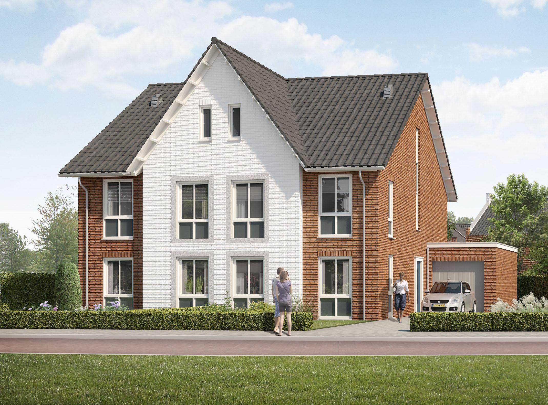 Eerste woningen rhenoy opgeleverd van schijndel for Nieuwe woning wensen
