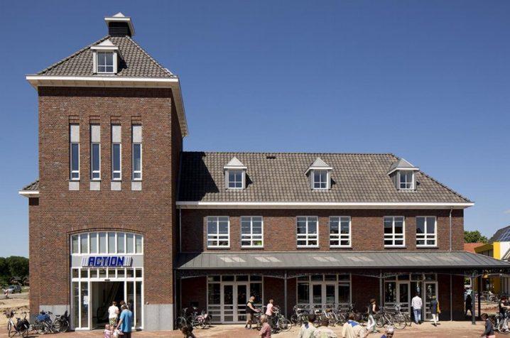 Marktgebouw Ommen