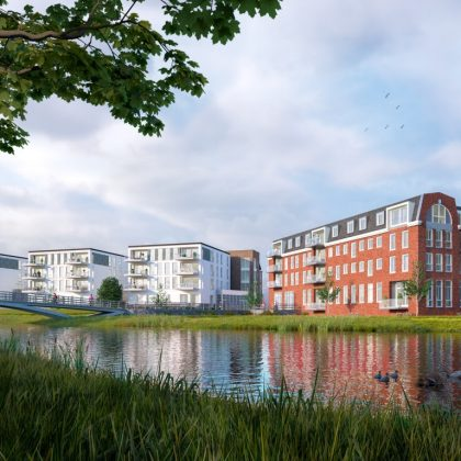 Appartementen Wonen aan de Dommel Sint-Michielsgestel